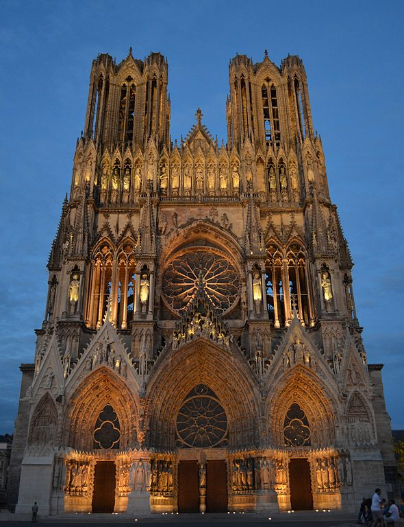 590px-Reims Cathedrale Notre-Dame 5002