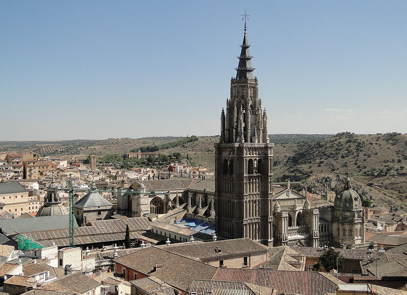 800px-Cathedral of Toledo